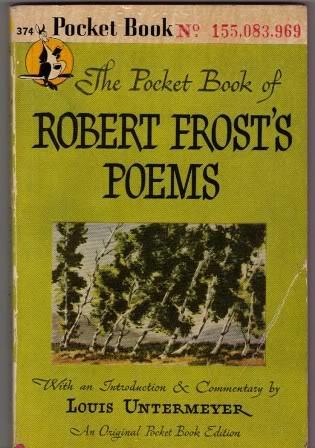 RobertFrostsPoemsCover